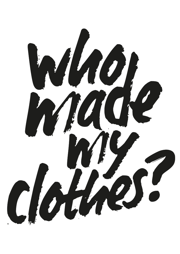 Image result for who made my clothes fashion revolution